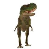 Dinosaure de carnivore de Rugops illustration de vecteur