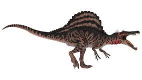 Dinosaure Spinosaurus illustration stock