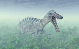 Dinosaure Suchomimus Photographie stock libre de droits