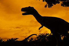 Dinosaures Photographie stock