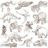 Dinosaures Image libre de droits
