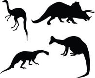Dinosauri. Immagini Stock Libere da Diritti