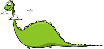 Dinosaurie vektor illustrationer