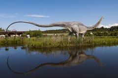 Dinosaurie 10 royaltyfri bild