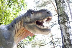 Dinosaurie 6 Arkivbilder