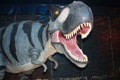 Dinosaurien Fotografering för Bildbyråer