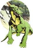 Dinosaurier Stockfoto