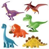 Dinosaurier Stockbild