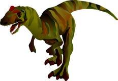 Dinosaurier stock abbildung