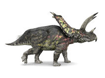 Dinosaurier Pentaceratops stock abbildung