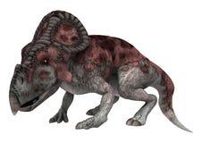 Dinosaurier Protoceratops vektor abbildung