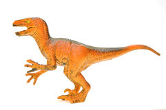 Dinosaurier-Spielzeug Lizenzfreie Stockfotografie