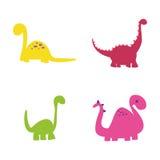 dinosauriere Stockfoto