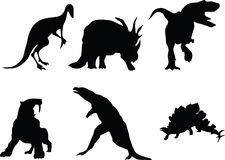 Dinosauriere. Stockfoto