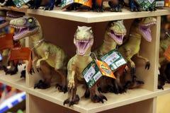Dinosaurierzahlen Lizenzfreies Stockbild