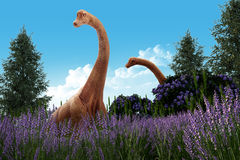 dinosaurio Foto de archivo libre de regalías