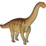 Dinosaurio de Camarasaurus-3D Imagen de archivo libre de regalías