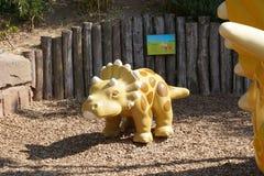 Dinosaurio del bebé imagen de archivo libre de regalías
