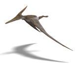 Dinosaurio Pteranodon Imagen de archivo libre de regalías