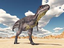 Dinosaurio Tyrannotitan