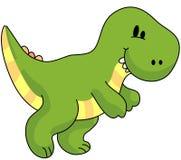 Dinosauro 2 Fotografia Stock Libera da Diritti