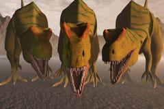 Dinosauro royalty illustrazione gratis
