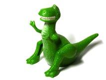 Dinosauro del giocattolo Fotografia Stock