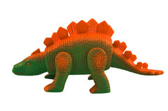 Dinosauro del giocattolo Immagini Stock