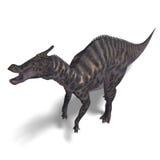 Dinosauro Saurolophus illustrazione di stock