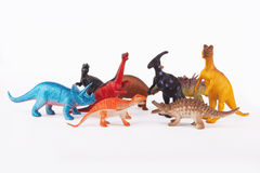 Dinosaurs royaltyfria foton