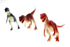 Dinosaurs Royalty Free Stock Photography