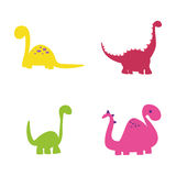 dinosaurs Fotografia Stock