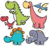 dinosaurs Fotografie Stock Libere da Diritti