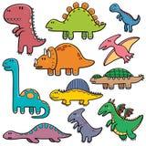 dinosaurs Image stock