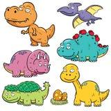 dinosaurs Photo libre de droits