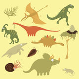 dinosaurs Photos libres de droits