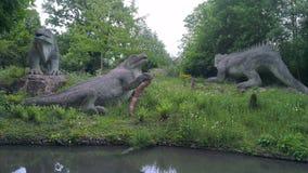 dinosaurs imagem de stock royalty free