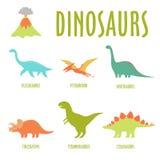dinosaurs Fotografie Stock
