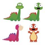 Dinosaurs Stock Image