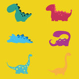 Dinosaurs Royalty Free Stock Image