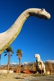 Dinosaurs of Cabazon Royalty Free Stock Photos