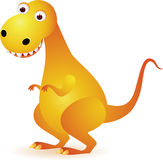 Dinosaurs cartoon Royalty Free Stock Image