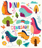 Dinosaurs Stock Images