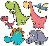 Dinosaurs Royalty Free Stock Photos