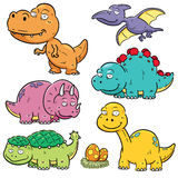 Dinosaurs Royalty Free Stock Photo