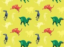 Dinosaurs Wallpaper Vector Illustration 13 Stock Photos