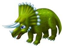 dinosaurtriceratops Royaltyfri Fotografi