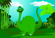 Dinosaurus Stock Photo