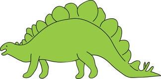 Dinosaurus vector illustratie