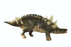 Dinosaurus 4 Royalty-vrije Stock Fotografie